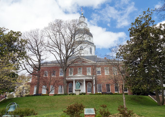 Annapolis, Maryland - Maryland State House