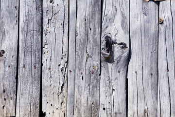 Wood plank gray texture background