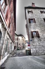 vieille rue - chambéry
