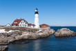 Portland, Maine - Portland Head Light - 64388001