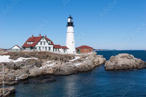 Portland, Maine - Portland Head Light - 64388001