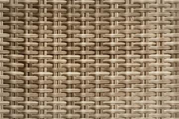 wicker woven rattan pattern
