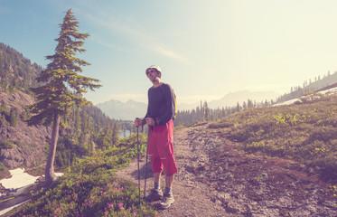 Hike in Baker Area