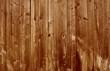 canvas print picture - Rustikaler brauner Holzhintergrund