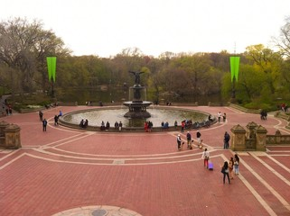 Place of Bethesda Fountain