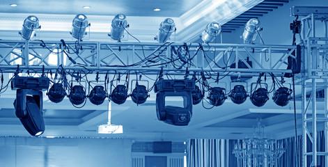 Studio lighting equipment