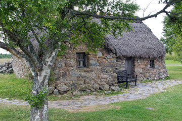 Culloden, Old Leanach Cottage