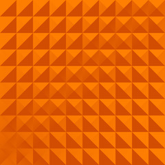 geometric pattern orange simple