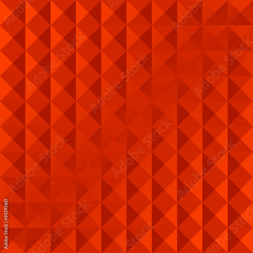 geometric pattern red simple