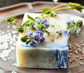 Floral Handmade Soap