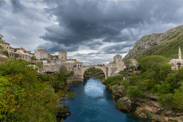 Stari Most Brücke in Mostar