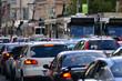 Leinwandbild Motiv Melbourne tramway network