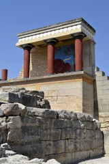 Knossos, Greece