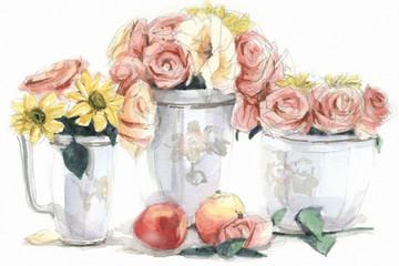 꽃과 정물