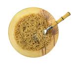 Crinkled Noodle Soup Beef Broth poster