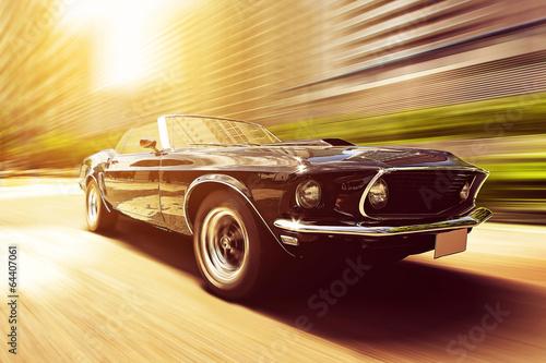 Amerykański muscle car