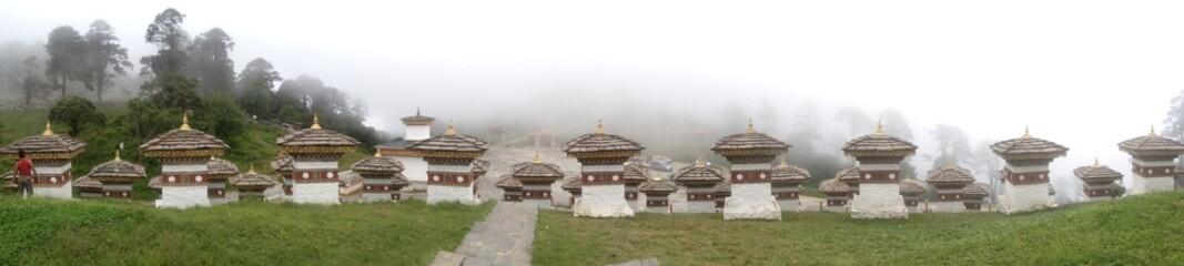Bhutan - Dochula Chorten