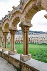 Monastery of San Juan de Duero in Soria