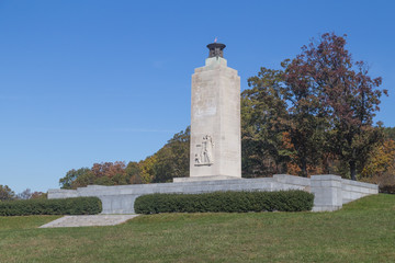 Gettysburg, Pennsylvania - Eternal Light Peace Memorial