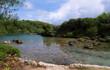 グアムの海と空 - イナラハン天然プール