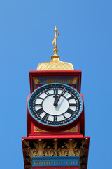 Jubilee Clock in Weymouth