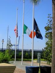 Irish memorial park