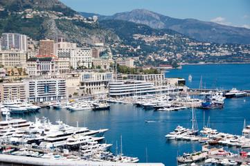 Monaco Côte d'Azur Riviera