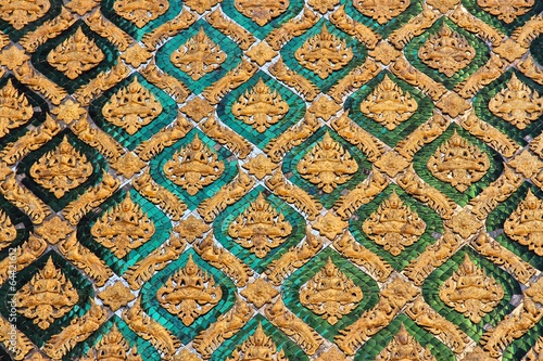 Bangkok art - Grand Palace