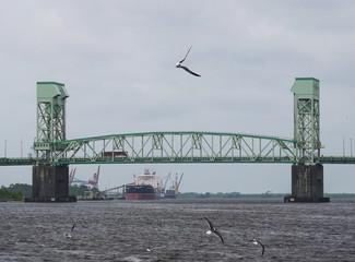 Draw Bridge, Wilmington, NC