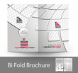Beauty Care & Salon Bi-fold Brochure Design