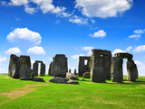 Historical monument Stonehenge,England, UK - 64428889