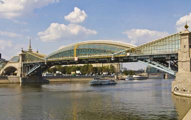 Moscow, bridge