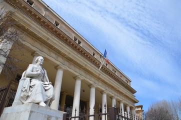 Palais de justice, place Verdun, Aix en Provence