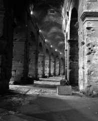Colosseum arches, Rome, Italy © Arena Photo UK