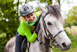 Fototapety Equitation