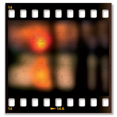 Slide film background