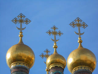 Dormition Cathedral Moscow