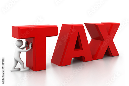 Man and Tax