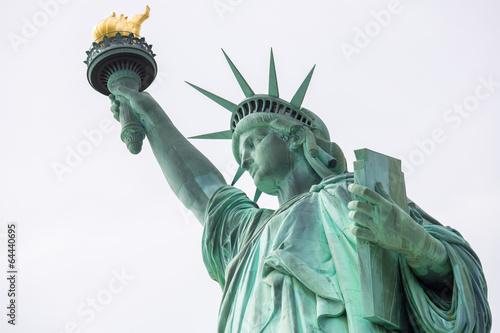 Aluminium New York Statue of Liberty