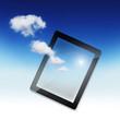 tablet cloud computing