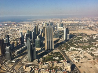 dubai high view
