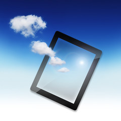 tablet cloud computing