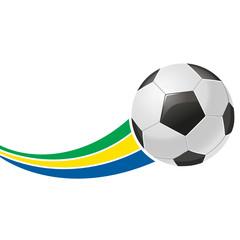Brasil Soccer Ball WM