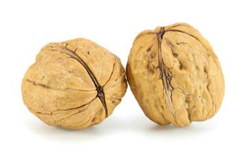 pile walnuts