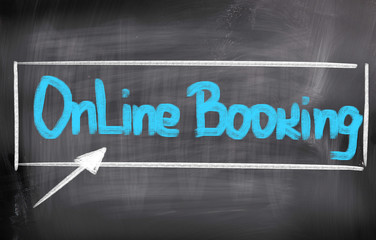 Online Booking Concept