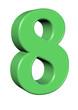 yeşil 8
