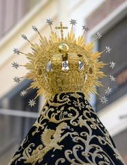 Corona Virgen de los Dolores, Semana Santa Córdoba 2014