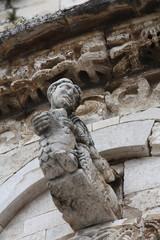 Cattedrale di Trani particolare