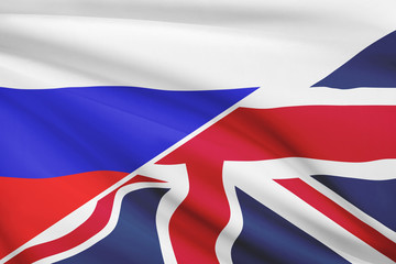Russia and United Kingdom of Great Britain and Northern Ireland.