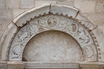 Cattedrale di Trani arco